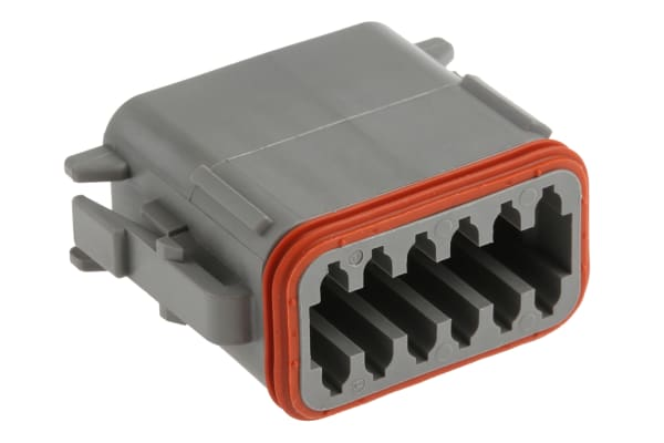 Product image for 12 WAY DT PLUG