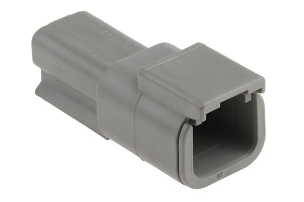 Product image for 2 WAY DTM RECEPTACLE