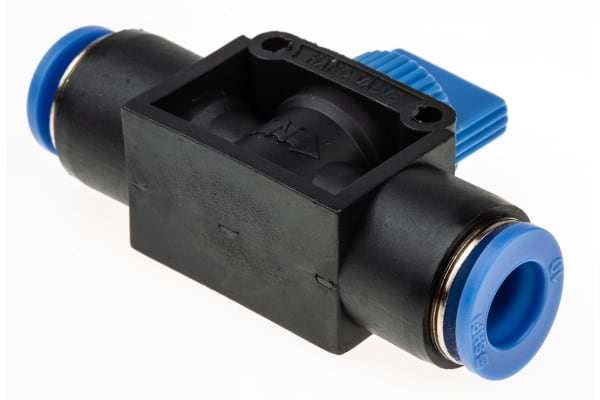 Product image for In-Line Manual Control Valve, 10 mm