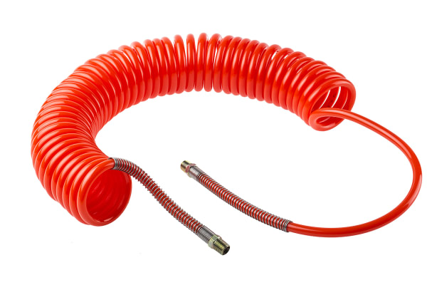 Product image for Red Polyurethane Airline, 6m L, 10mm OD
