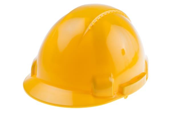 Product image for CLIMBING HELMET ANSI /ISEA Z89.1, Yellow