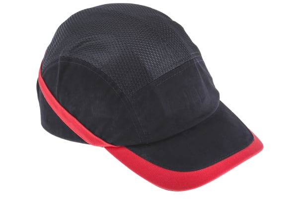 Product image for Vent Cool Bump Cap Black/Red