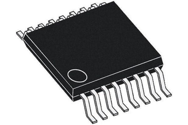 Product image for No RSENSE Current Mode Regulator SSOP16