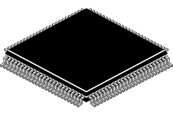 Product image for UART OCTAL 3.3V 64-BYTE FIFO IRDA QFP100