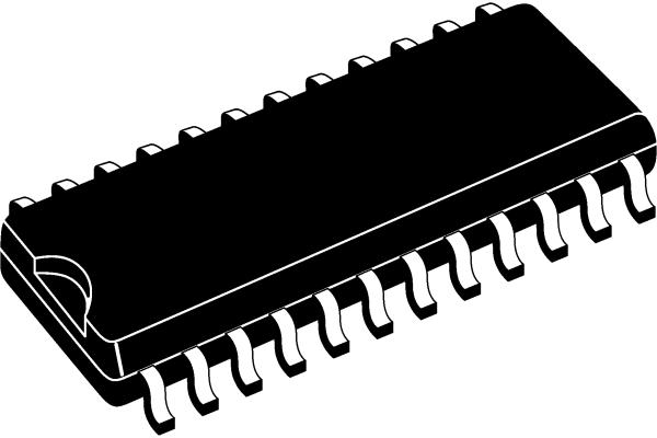 Product image for MC74LVXC3245DWRG, CMOS TRNSCIEVR DUAL