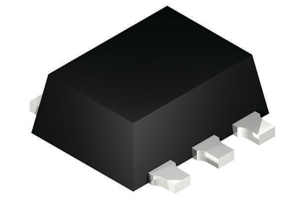 Product image for MOSFET Dual N/P-Ch 30V 0.1A SSMini6-F3-B