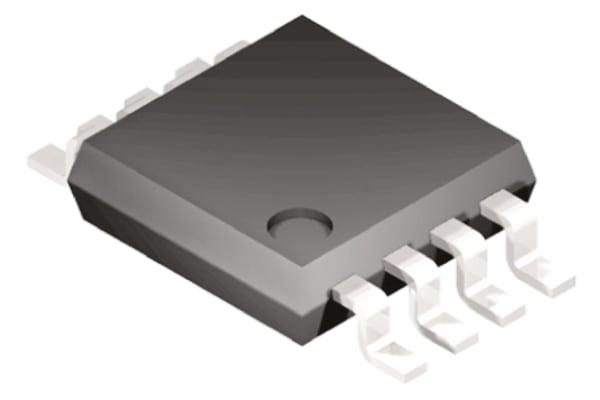 Product image for Resistor Network Quad 10k  0.01% MSOP8