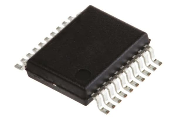 Product image for GALVANIC ISOLATED GATE DRIVER, 20-PIN