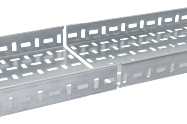 Product image for Legrand Heavy Duty Tray, Hot Dip Galvanised Steel 3m x 150 mm x 50mm
