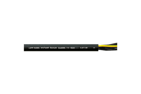 Product image for Control Cable UVR 0.6/1 kV,2 core +E 1.5