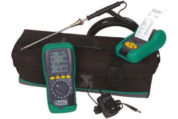 Product image for KANE450-201 KIT/RS Flue Gas Analyser