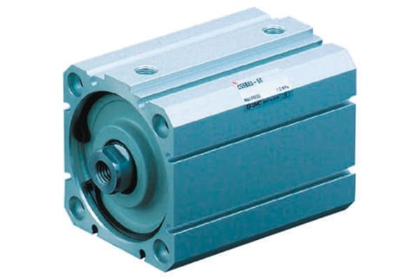 Product image for ISO COMPACT CYLINDER 25 X 25