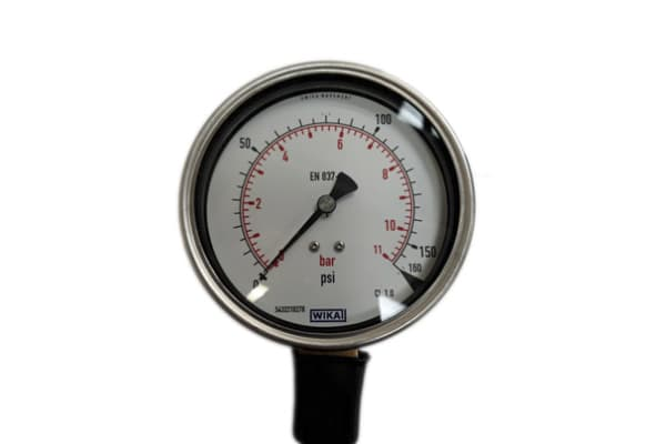 Product image for Pressure gauge,0-160psi