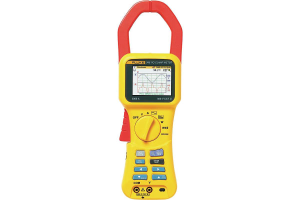 Product image for Fluke 345 Power Meter