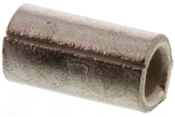 Product image for TE Connectivity, SOLISTRAND Parallel Splice Connector, Tin 16 → 14 AWG