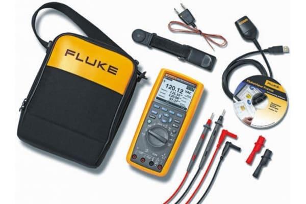 Product image for Fluke 289 Multimeter & FVF Software kit