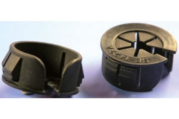 Product image for WEBBED SNAP IN BUSHING  PGSC-1319A