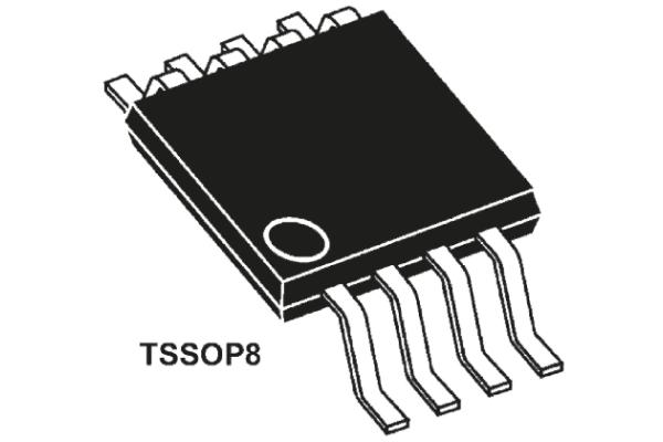 Product image for 256K 32Kx8 2.5V Ser. EEPROM,24FC256-I/ST