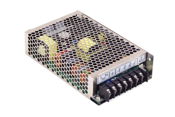 Product image for Power Supply,Switch Mode,5V,26A,130W