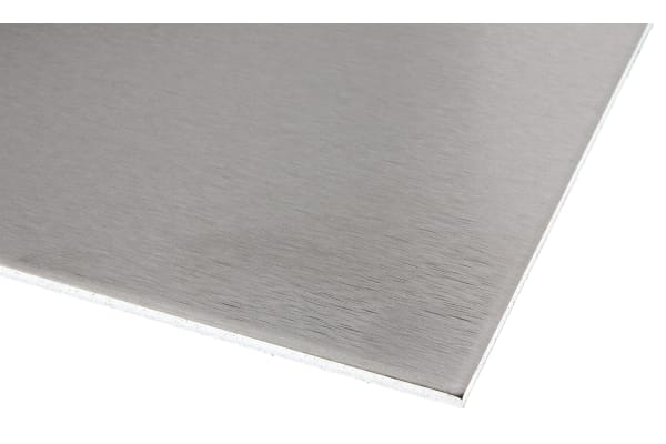 Product image for SIC 1050A Aluminium sheet,500x300x2mm