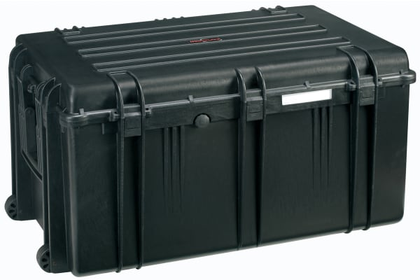 Product image for GT Line Waterproof Plastic Equipment case With Wheels, 435 x 860 x 560mm