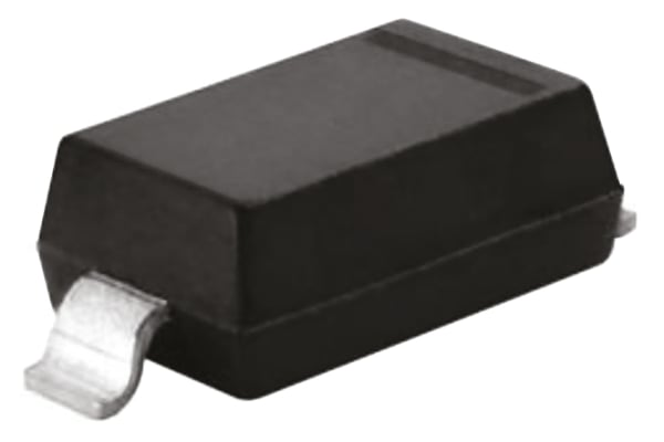 Product image for 0.5A 40V Schottky Rectifier, MBR0540T1G