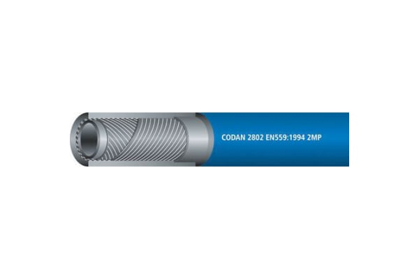 Product image for OXYGEN GAS HOSE,BLUE 25M L 10MM ID