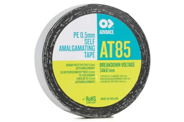 Product image for PE SELF AMALGAMATING TAPE,19MM W X 10M L