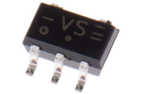 Product image for 3.3V PICOGATE INVERTER,74LVC1G04GW