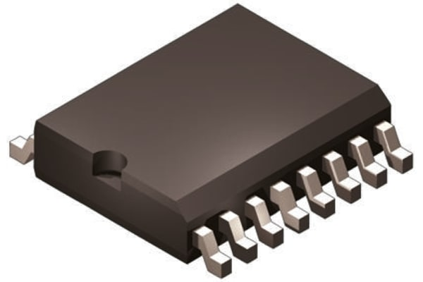 Product image for Digital Isolators 16-Pin SOIC