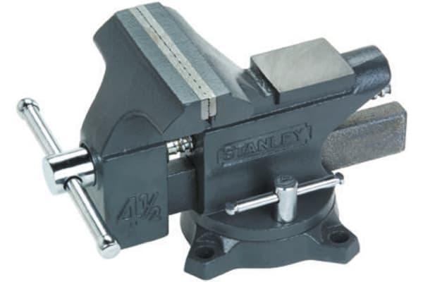 Product image for Stanley Light Duty Bench Vice
