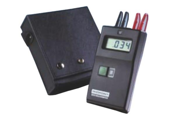 Product image for Rhopoint A210-091 PP3 Ohmmeter, Maximum Resistance Measurement 200 Ω, Resistance Measurement Resolution 100μΩ,