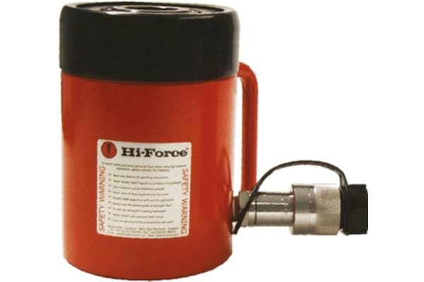Product image for Hi-Force Single Portable Hydraulic Cylinder - Hollow Pulling Type HHS302, 33t, 50mm