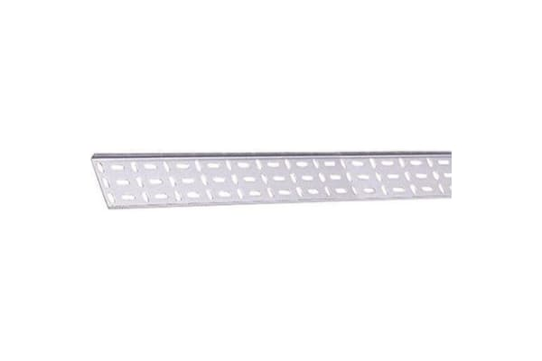 Product image for STANDARD S/STEEL CABLE TRAY,3MX75MM