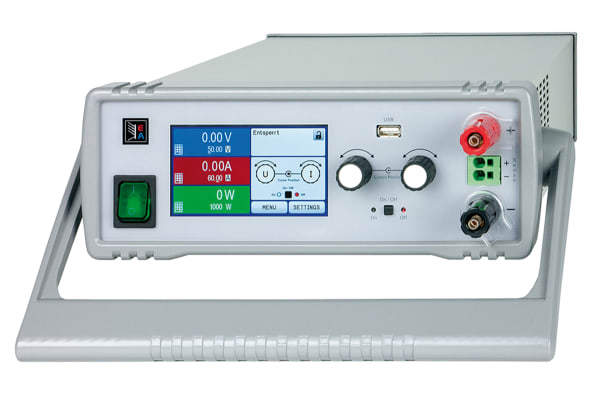 Product image for EA Elektro-Automatik Bench Power Supply, , 0 → 1500W, 1 Output , , 0 → 500V, 10A