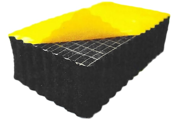 Product image for PVC/Nitrile Foam, Plain,1000x1000x6mm