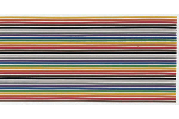 Product image for 25way 3302IDC 0.05 in ribbon cable,30.5m