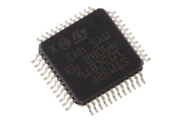 Product image for 32-Bit MCU 128K Flash 48MHz USB LQFP48