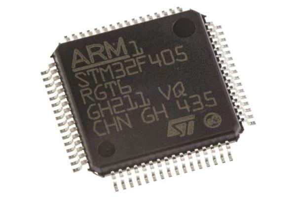 Product image for 32-Bit MCU+DSP 512K Flash 100MHz LQFP64