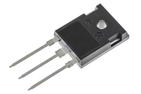 Product image for Infineon IKW40N65H5FKSA1 IGBT, 74 A 650 V, 3-Pin TO-247, Through Hole