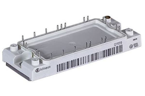 Product image for 3-phase IGBT Module + NTC 1200V 50A