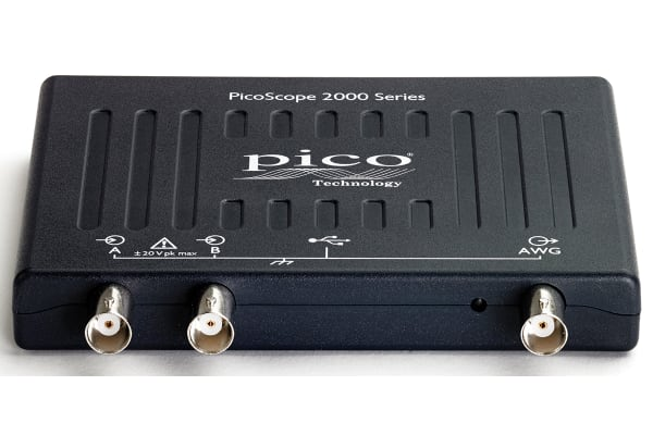 Product image for 2 CHANNEL PC OSCILLOSCOPE 50MHZ