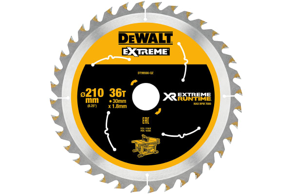 Product image for XTREME RUNTIME 210MM X 30MM 36T CSB