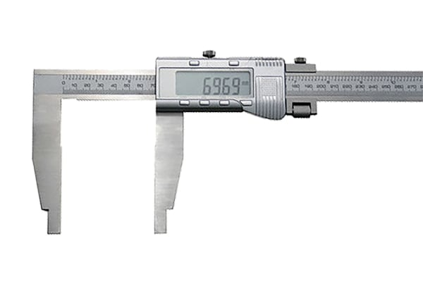 Product image for DIGITAL CALIPER 0 - 1000MM / 0 - 40""