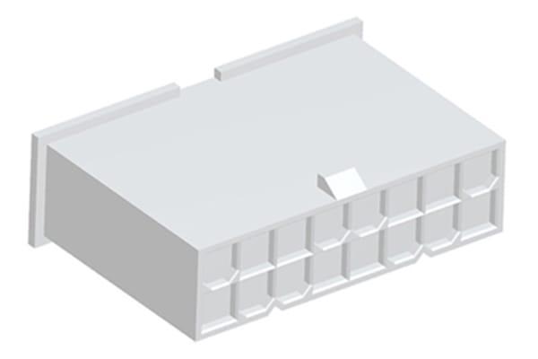 Product image for 16 WAY PLUG 4.2MM VAL-U-LOK