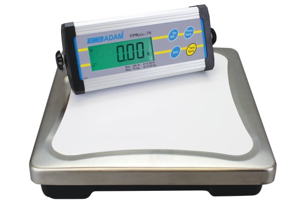 Product image for ADAM CPW PLUS 200 BENCH SCALE