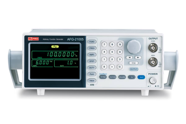 Product image for Function generator 12MHz counter