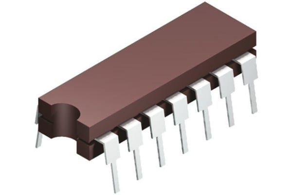 Product image for VFC/FVC Non-Sync 1MHz 14-Pin PDIP N