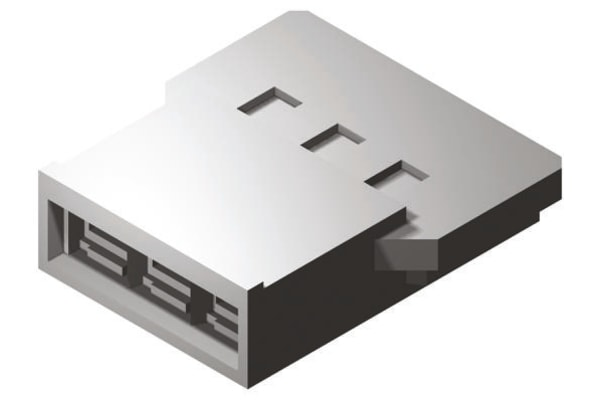 Product image for Receptacle Housing, 2.0mm, WTW, 4w