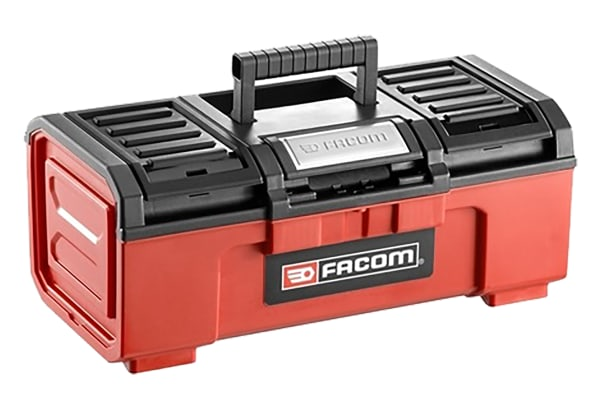 Product image for Facom One Touch Plastic Tool Box, 603 x 260 x 273mm